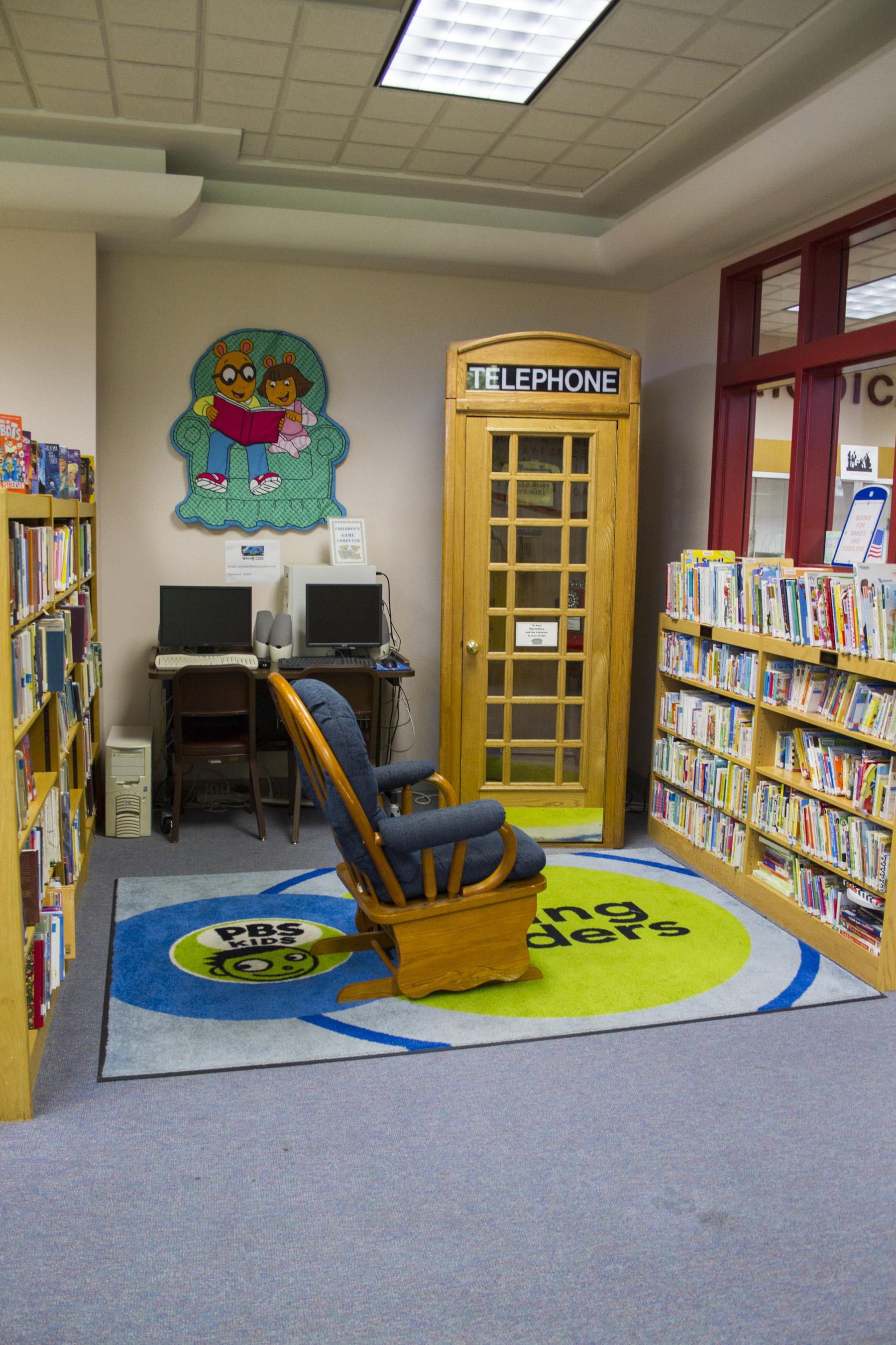 PBS Reading Corner